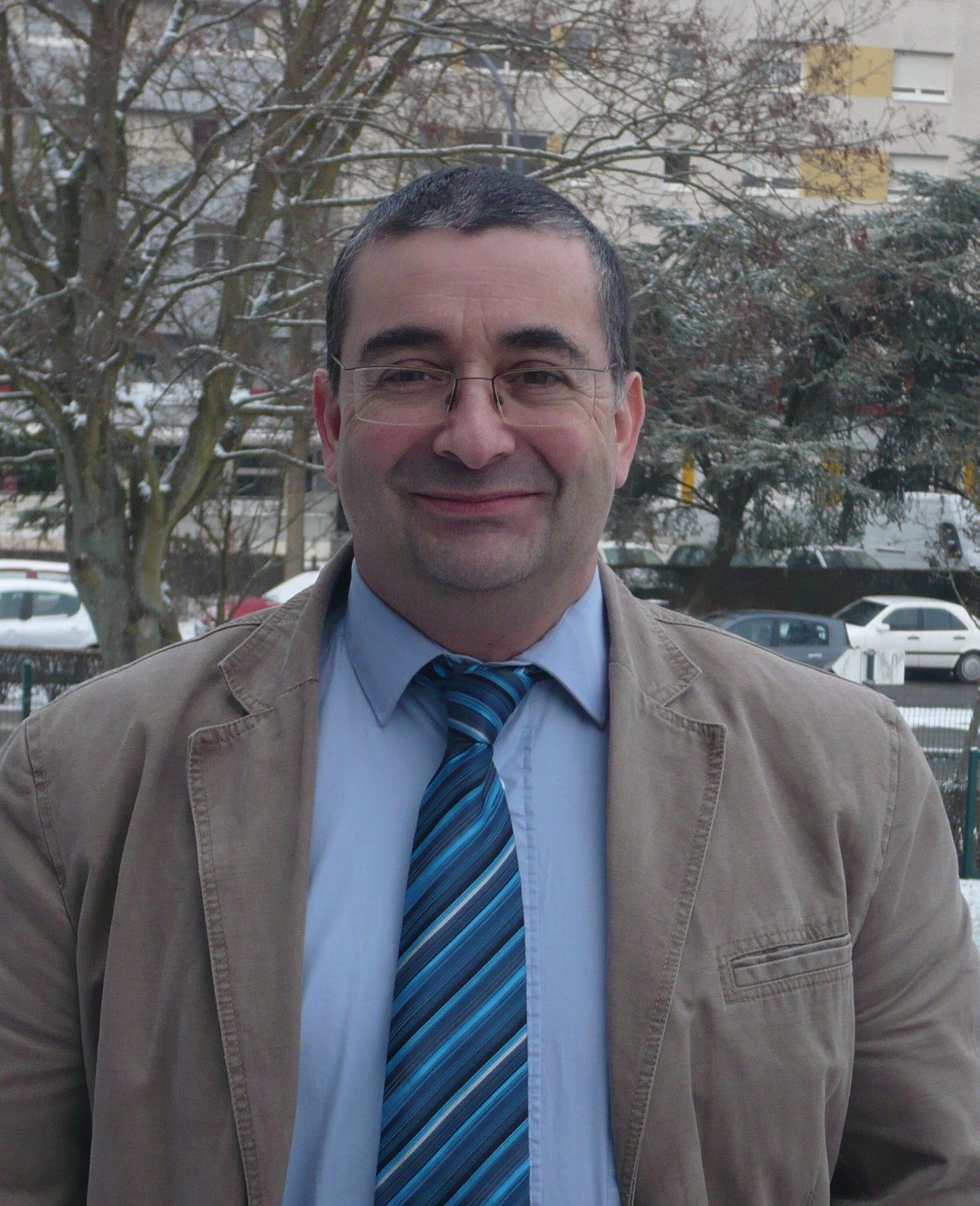 Directeur CFA Universitaire Alsace - Bernard FABRE